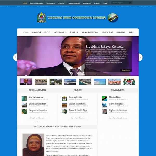 Tanzania High Commission Nigeria
